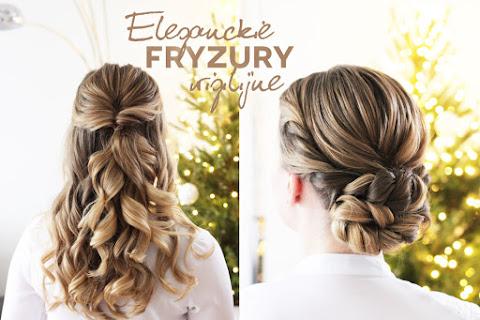 5 eleganckich fryzur na Wigilię 🎄 - czytaj dalej »