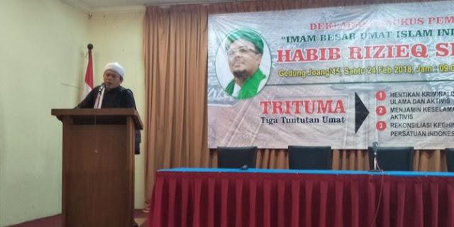 GNPF Dan Alumni 212 Ancam Kepung Sidang PK Ahok