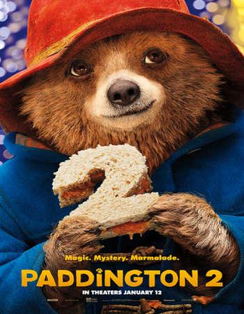 Paddington 2 2017 English 300MB Web-DL 480p