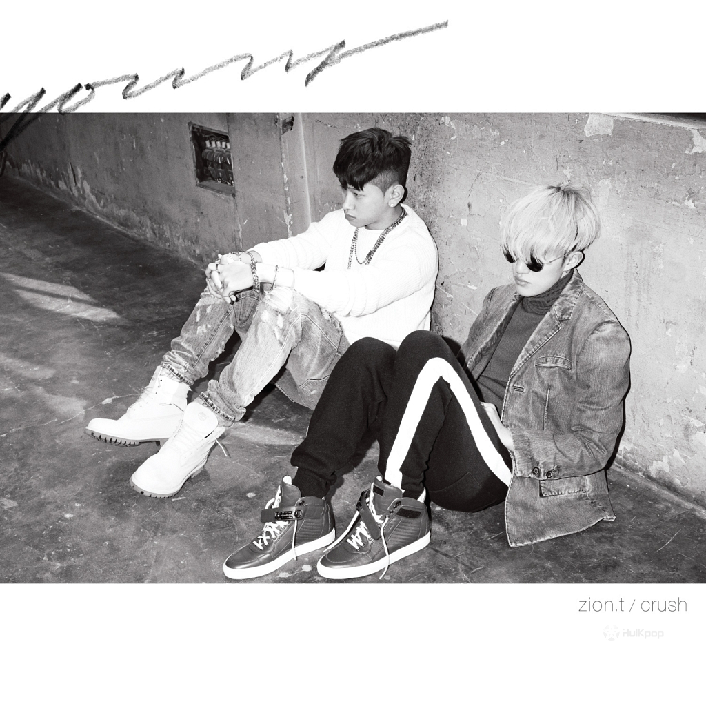 Zion.T, CRUSH – Young – Single (ITUNES PLUS AAC M4A)