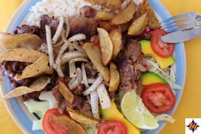 Mérida, pranzo nel Mercado San Benito