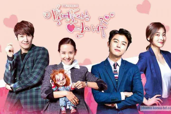 Download Drama Korea Divorce Lawyer in Love Sub Indo Batch