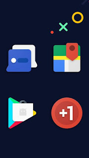 Frozy / Material Design Icon Pack v2.6 Full APK