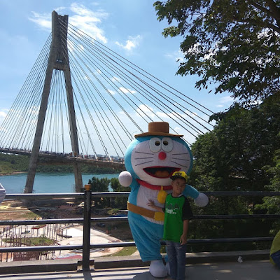 Area Barelang Bridge Batam