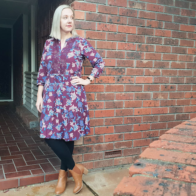 Katies Berry Boheme dress | Almost Posh