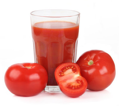 Como hacer jugo de tomate y semillas de chia