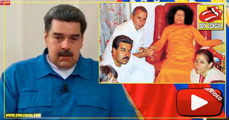 Maduro le manda una carta al Papa Comunista para intervenir en Venezuela