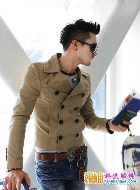 Fashion and Art Trend: Korean Street Fashion for Men