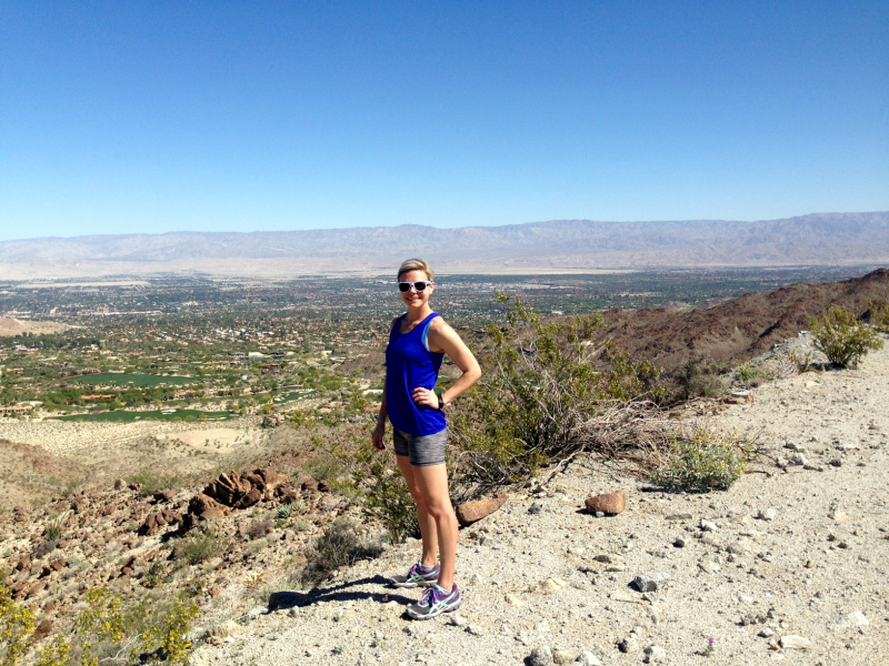 Henderson Loop Trail overlooking Palm Desert, Palm Springs California, Palm Desert California, Palm Desert Hikes