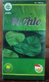 Paket Obat Stroke Chlorophyllin Nasa