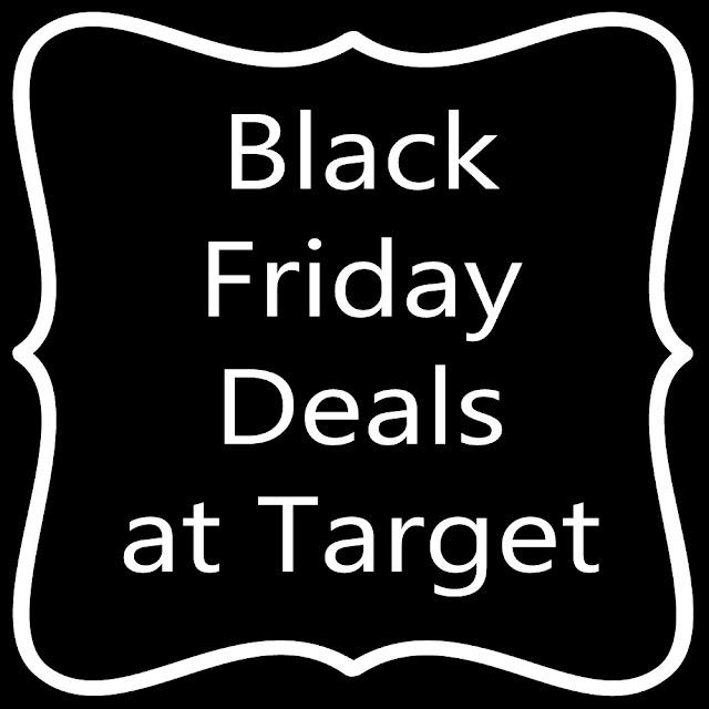 Black Friday Deals at Target #MyKindofHoliday