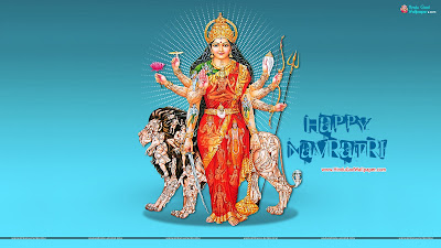 Navratri Mataji Wallpaper HD