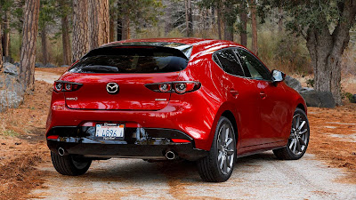 2019 Mazda 3 Hatchback Review, Specs, price