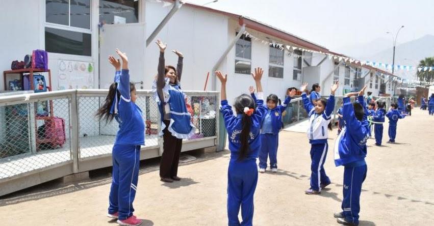 PRONIED invertirá S/ 203 millones en módulos educativos para 619 colegios - www.pronied.gob.pe