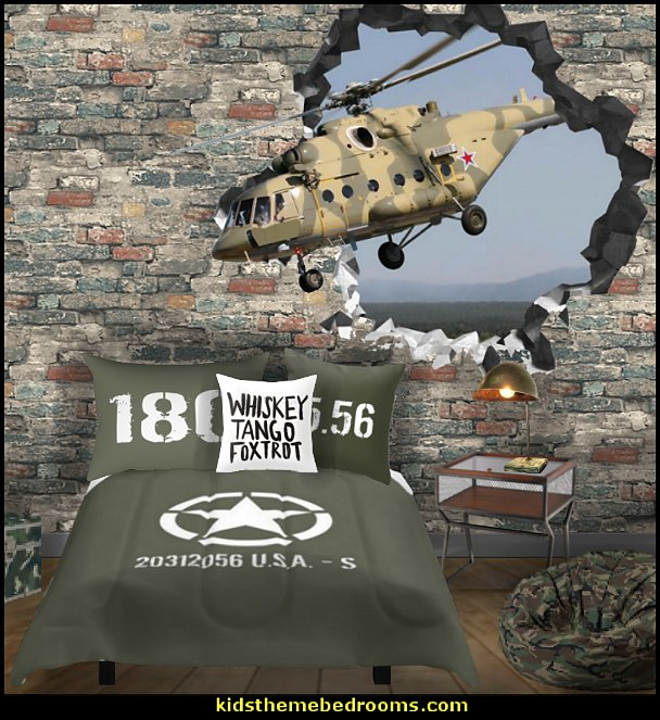 Army bedroom ideas - Army Room Decor - Military bedrooms camouflage decorating - Marines decor boys army rooms - camo themed rooms - Military Soldier - Uncle Sam Military home decor - Airforce Rooms - military aircraft bedroom decorating ideas - boys army bedroom ideas - Navy themed decorating