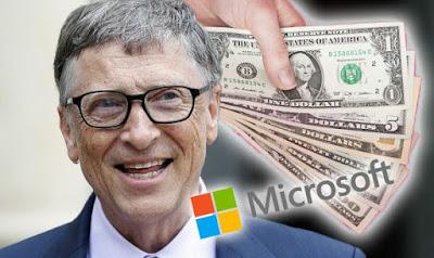 Orang Terkaya Di Dunia, Begini Cara Bill Gates Menghabiskan Uang Nya
