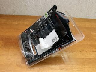 Logicool ロジクール ワイヤレスマラソンマウス M705t パッケージ裏