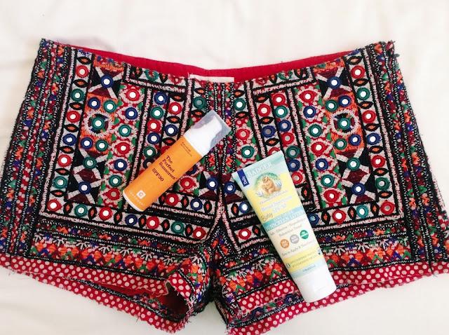 Summer Sunscreens