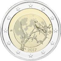 2 euroa erikoiseuro 2018 luonto