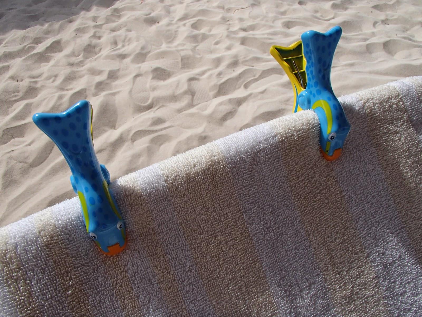 towel clips