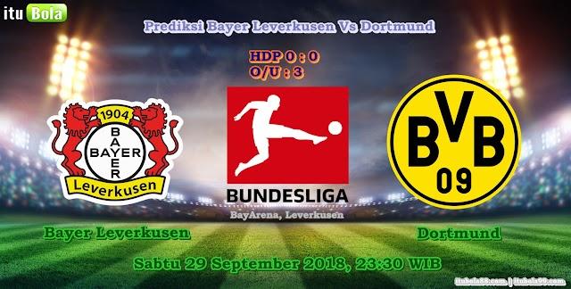 Prediksi Bayer Leverkusen Vs Dortmund - ituBola
