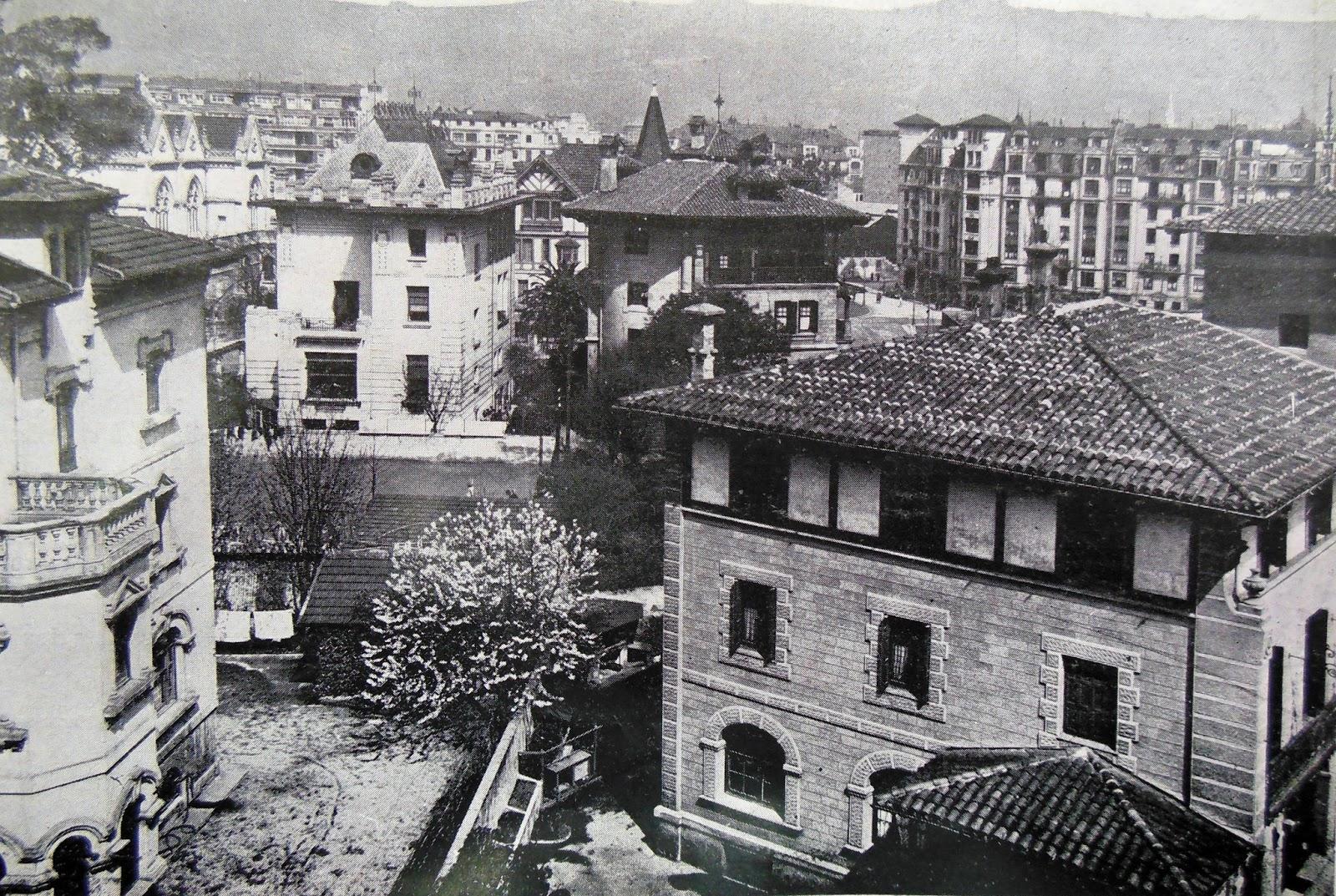 Blog de cesar estornes de historia y deportes el front n - Bilbao fotos antiguas ...