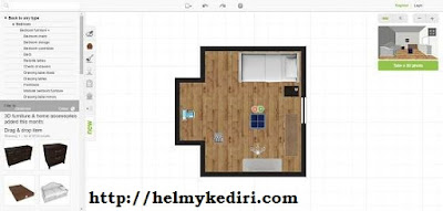 4. Roomstyler 3D House Planner