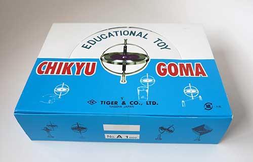 Chikyu Goma Gyroscope A Sale.