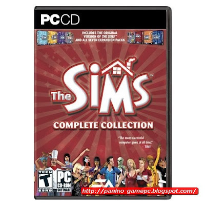 The Sims Complete Collection PC Game Free Download