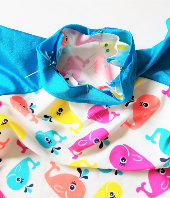 how to sew a bathing suit