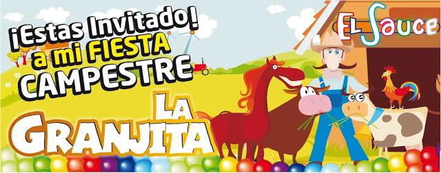 Invitacion digital personajes paquetes fiesta cumpleaños Bogota