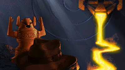 Wallpaper Indiana Jones Atlantis