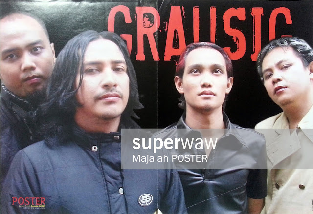 Poster Band Grausig