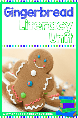Let's make learning more engaging for students and bring back thematic units! In this Gingerbread Man literacy unit, we focus on the following skills: story elements, retelling, and compare/contrast. The culminating activity is a STEM challenge that students are sure to LOVE! The Reading Roundup