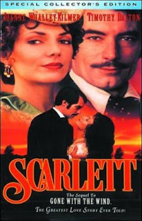 Scarlett (1994) Miniserie dramatica con Joanne Whalley-Kilmer