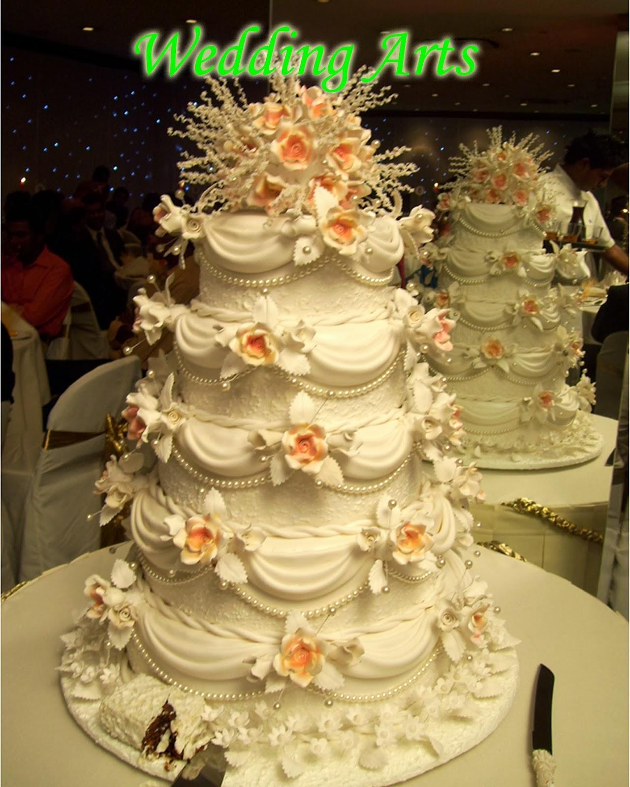Wedding Cake Recipe Custom History: IDEAL WedArts: Cake Structure