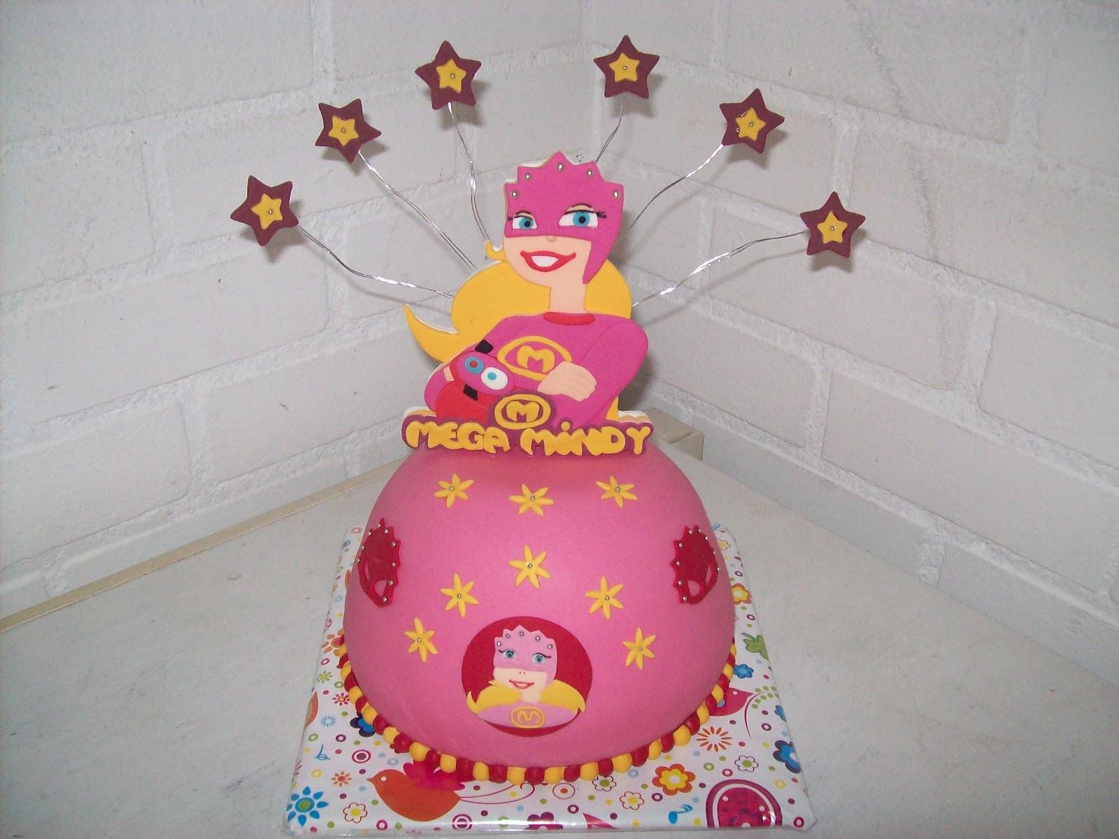 mega mindy taart maken Taartjesgeluk: Mega Mindy mega mindy taart maken