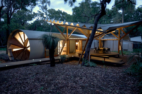 The Drew House in Queensland