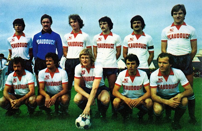 LILLE O.S.C 1978-79. By Panini.