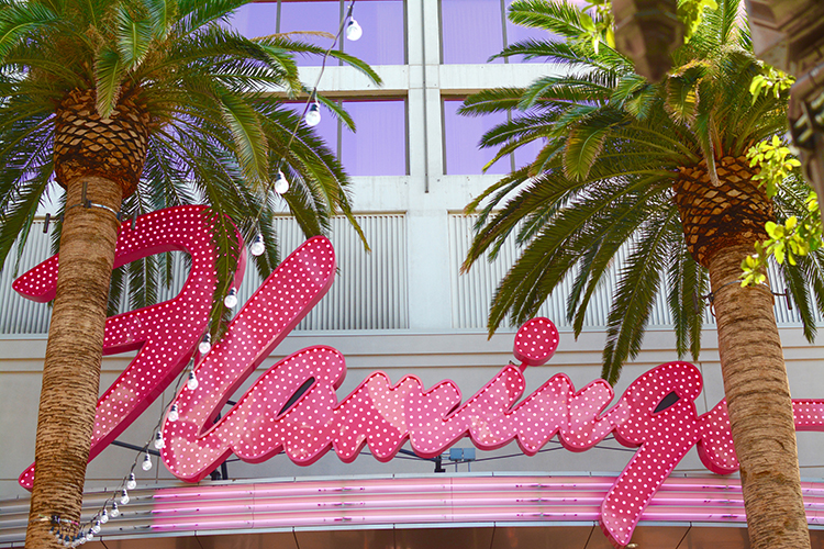 Flamingo, Las Vegas, NV | My Darling Days