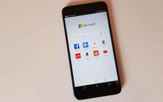 Update Aplikasi Microsoft Edge Untuk Android Tersemat Fitur Baru