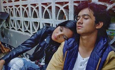 Sahur dan Nayla aku di Pesantren Rock n Dut