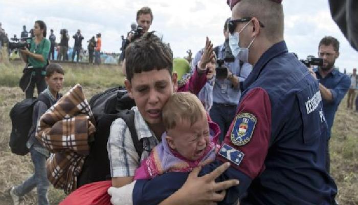 Alertan sobre violencia contra niños y jóvenes migrantes en Europa
