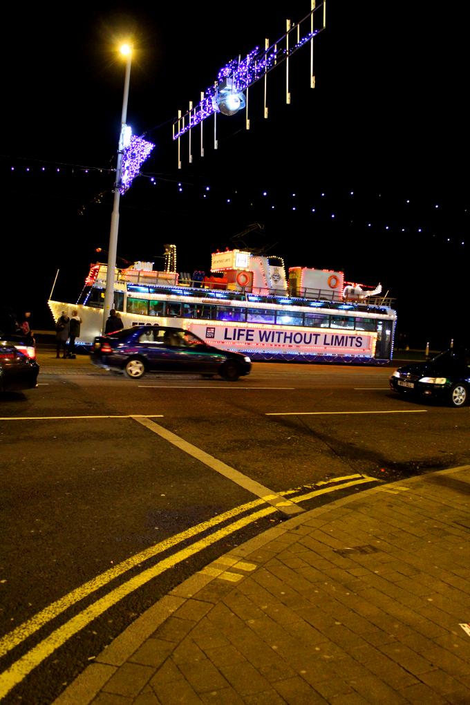 Blackpool Illuminations - The Wayfarer