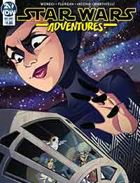 Star Wars Adventures: Flight of the Falcon