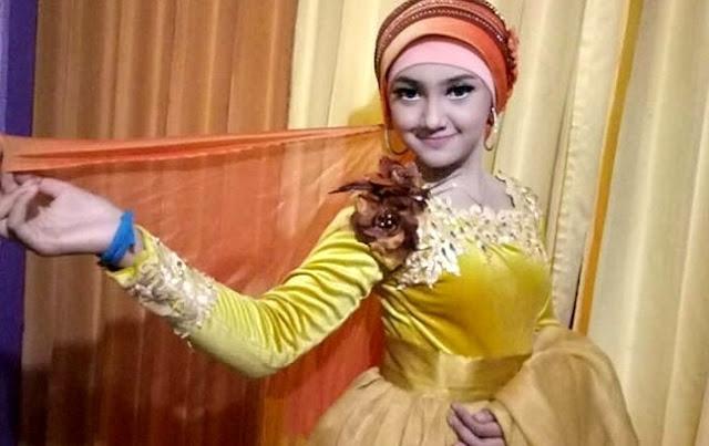 Foto Jihan Audy Hijab Cantik