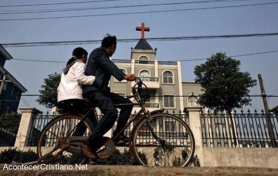 Cierran iglesia en China