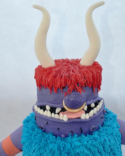 Beki Cooks Cake Blog Monster Birthday Cake
