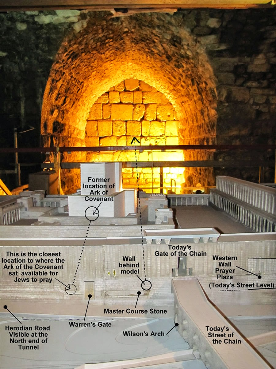 Western Wall Tunnel 2