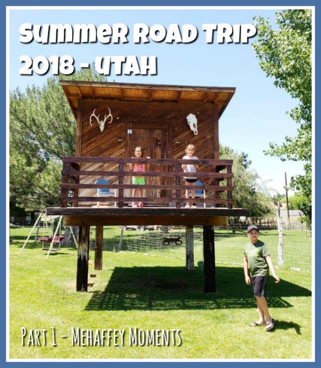 Summer Road Trip 2018 | Utah